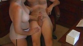 Alter, massage, Mädchen auf nackte reife girls allen vier Beinen.